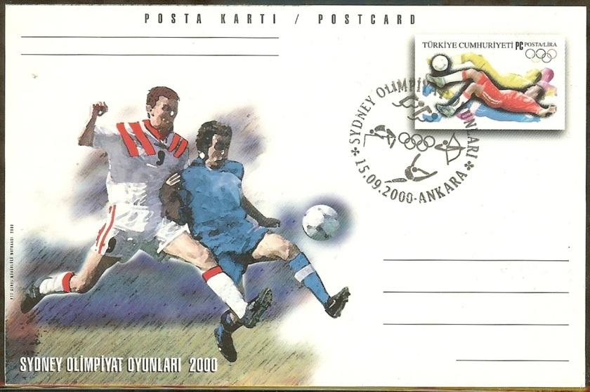 2000 Sydney Olimpiyatları antiyeleri -15 Ekim 2000