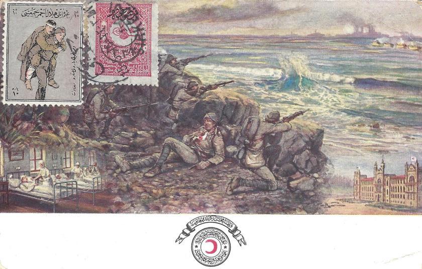 Kızılay yardım pullu kart